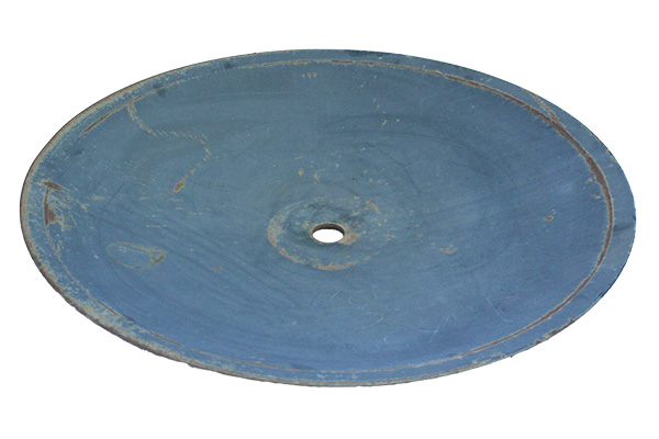 "24"" x 6.00mm -Smooth Disc Blade - 1.1/2"" Rd. Axle"