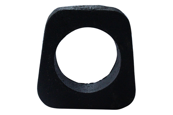 Round hole washer