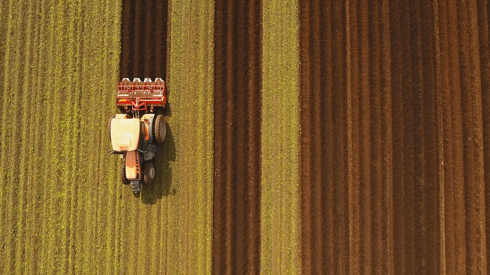 future of agriculture technology